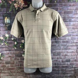 Izod Men's Polo Shirt Size M